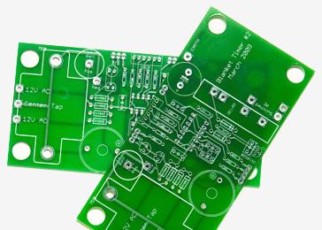 Geoff\'s Projects - Custom PCBs